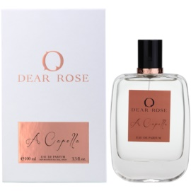 Dear Rose A Capella Eau de Parfum für Damen 100 ml