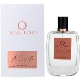 Dear Rose A Capella eau de parfum nőknek 100 ml
