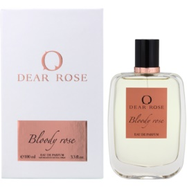 Dear Rose Bloody Rose Eau de Parfum für Damen 100 ml