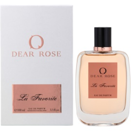 Dear Rose La Favorite parfumska voda za ženske 100 ml