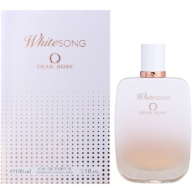 Dear Rose White Song eau de parfum para mujer 100 ml