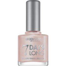 Deborah Milano 7 Days Long lak na nehty odstín 580 11 ml