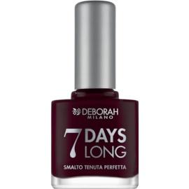 Deborah Milano 7 Days Long lak na nehty odstín 167 11 ml