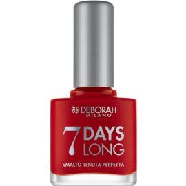 Deborah Milano 7 Days Long lak na nehty odstín 39 11 ml
