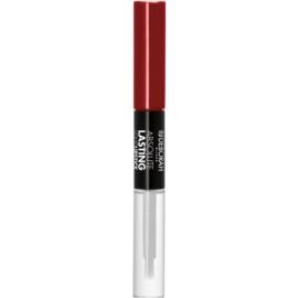 Deborah Milano Absolute Lasting двофазний стійкий блиск для губ відтінок 08 Classic Red 2 x 4 мл