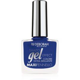Deborah Milano Smalto Gel Effect лак для нігтів з гелевим ефектом відтінок 41 8,5 мл