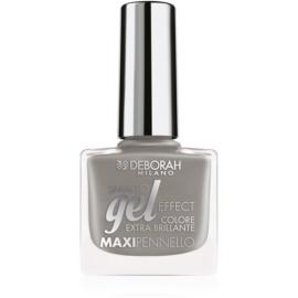 Deborah Milano Smalto Gel Effect лак для нігтів з гелевим ефектом відтінок 44 8,5 мл