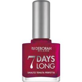 Deborah Milano 7 Days Long lak na nehty odstín 872 11 ml