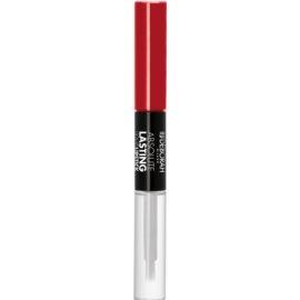 Deborah Milano Absolute Lasting двофазний стійкий блиск для губ відтінок 10 Fire Red 2 x 4 мл