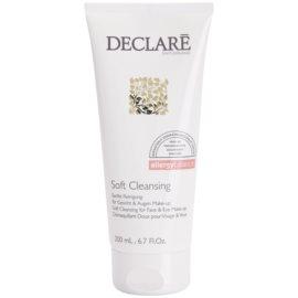 Declaré Allergy Balance sanftes Reinigungsgel für Gesicht und Augen  200 ml