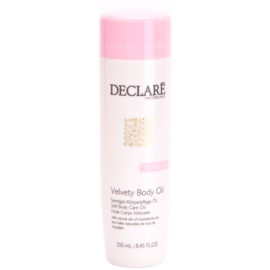 Declaré Body Care bársonyos testolaj  250 ml