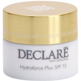 Declaré Hydro Balance creme facial hidratante SPF 15  50 ml