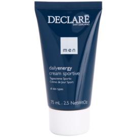 Declaré Men Daily Energy легкий денний крем для спортсменів  75 мл