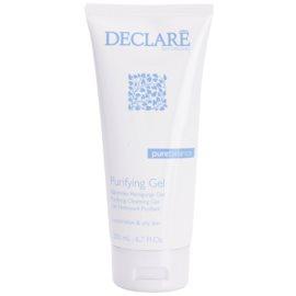 Declaré Pure Balance очищуючий гель для комбінованої та жирної шкіри  200 мл