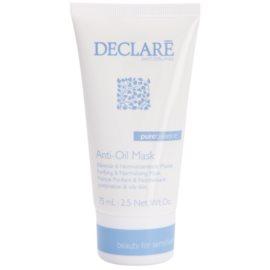 Declaré Pure Balance tisztító maszk a zsíros bőr redukálására  75 ml