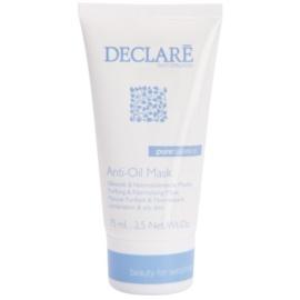 Declaré Pure Balance Reinigungsmaske für Reduktion fettiger Haut  75 ml