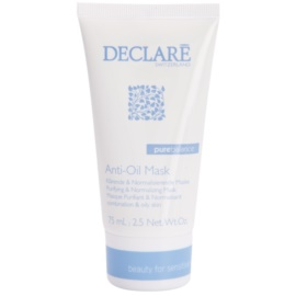 Declaré Pure Balance mascarilla limpiadora para reducir la piel grasa del rostro  75 ml