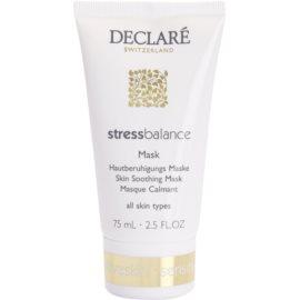 Declaré Stress Balance pomirjajoča maska za obraz  75 ml