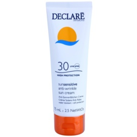 Declaré Sun Sensitive Anti-Aging Sunscreen SPF 30  75 ml