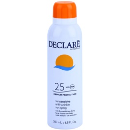 Declaré Sun Sensitive Bruiningsspray  SPF 25  200 ml