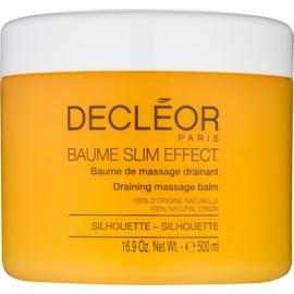 Decléor Slim Effect bálsamo de masaje adelgazante con aceites esenciales   500 ml