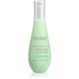 Decléor Aroma Cleanse tisztító gél esszenciális olajokkal  200 ml