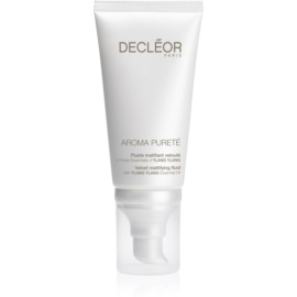 Decléor Aroma Pureté Mattifying Fluid for Combiantion and Oily Skin  50 ml
