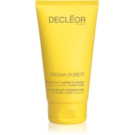 Decléor Aroma Pureté Purifying And Oxygenating Mask 2 In 1  50 ml
