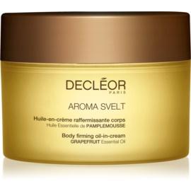 Decléor Aroma Svelt stärkende Körpercrem mit essenziellen Ölen und pflanzlichen Extrakten  - Grapefruit 200 ml