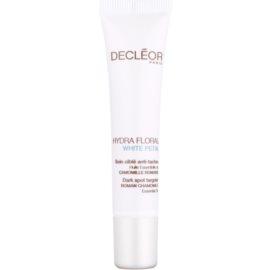 Decléor Hydra Floral White Petal lokale Pflege zur Reduktion von Pigmentflecken  15 ml
