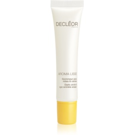 Decléor Aroma Lisse Eye Cream To Treat Wrinkles, Swelling And Dark Circles  15 ml