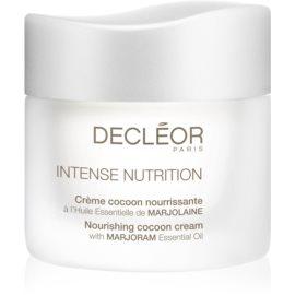 Decléor Intense Nutrition hranilna in zaščitna krema  50 ml