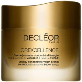 Decléor Orexcellence koncentrovaný omlazující energizující krém  50 ml