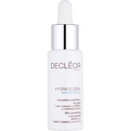 Decléor Hydra Floral White Petal Hautperfektionierendes Konzentrat mit feuchtigkeitsspendender Wirkung  30 ml