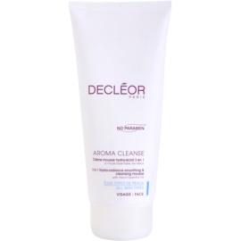 Decléor Aroma Cleanse hydratisierender Reinigungsschaum 3in1  200 ml