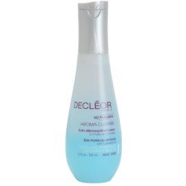Decléor Aroma Cleanse doua componente demachiant pentru ochi fara parabeni  150 ml