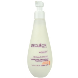 Decléor Aroma Confort Body Lotion For Dry Skin  250 ml