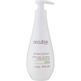 Decléor Aroma Confort хидратиращо мляко за тяло  за суха кожа   250 мл.