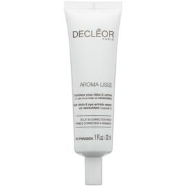 Decléor Aroma Lisse Augencreme gegen Falten, Schwellungen und Augenringe  30 ml