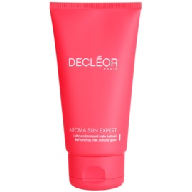 Decléor Aroma Sun Expert samoopalovací tělové mléko  125 ml