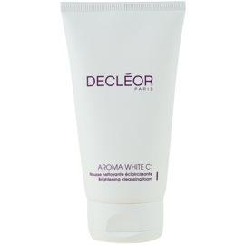 Decléor Aroma White C+ zesvětlující čisticí pěna  150 ml