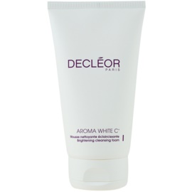 Decléor Aroma White C+ élénkítő tisztító hab  150 ml