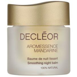 Decléor Aromessence Mandarine Smoothing Night Balm With Mandarin  15 ml