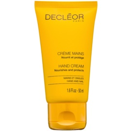 Decléor Hand & Nail Care Handcreme zum nähren und Feuchtigkeit spenden  50 ml