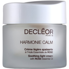 Decléor Harmonie Calm Soothing Light Cream with Rose Essential Oil 50 ml