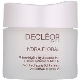 Decléor Hydra Floral зволожуючий крем для нормальної та змішаної шкіри  50 мл