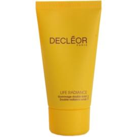 Decléor Life Radiance peeling pro rozjasnění pleti  50 ml