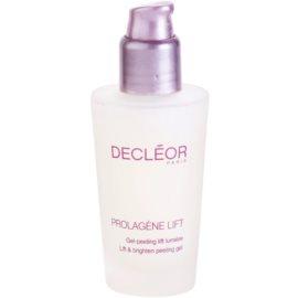 Decléor Prolagene Lift wygładzający żel peelingujący do skóry normalnej  45 ml
