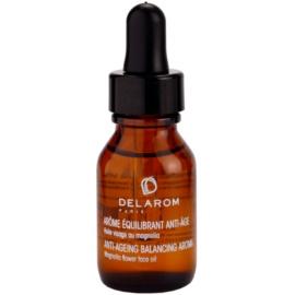 Delarom Anti Ageing aroma antienvejecimiento aceite facial con magnolia   15 ml