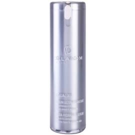 Delarom Aqualixir ultra-feuchtigkeitsspendendes Serum für das Gesicht  30 ml